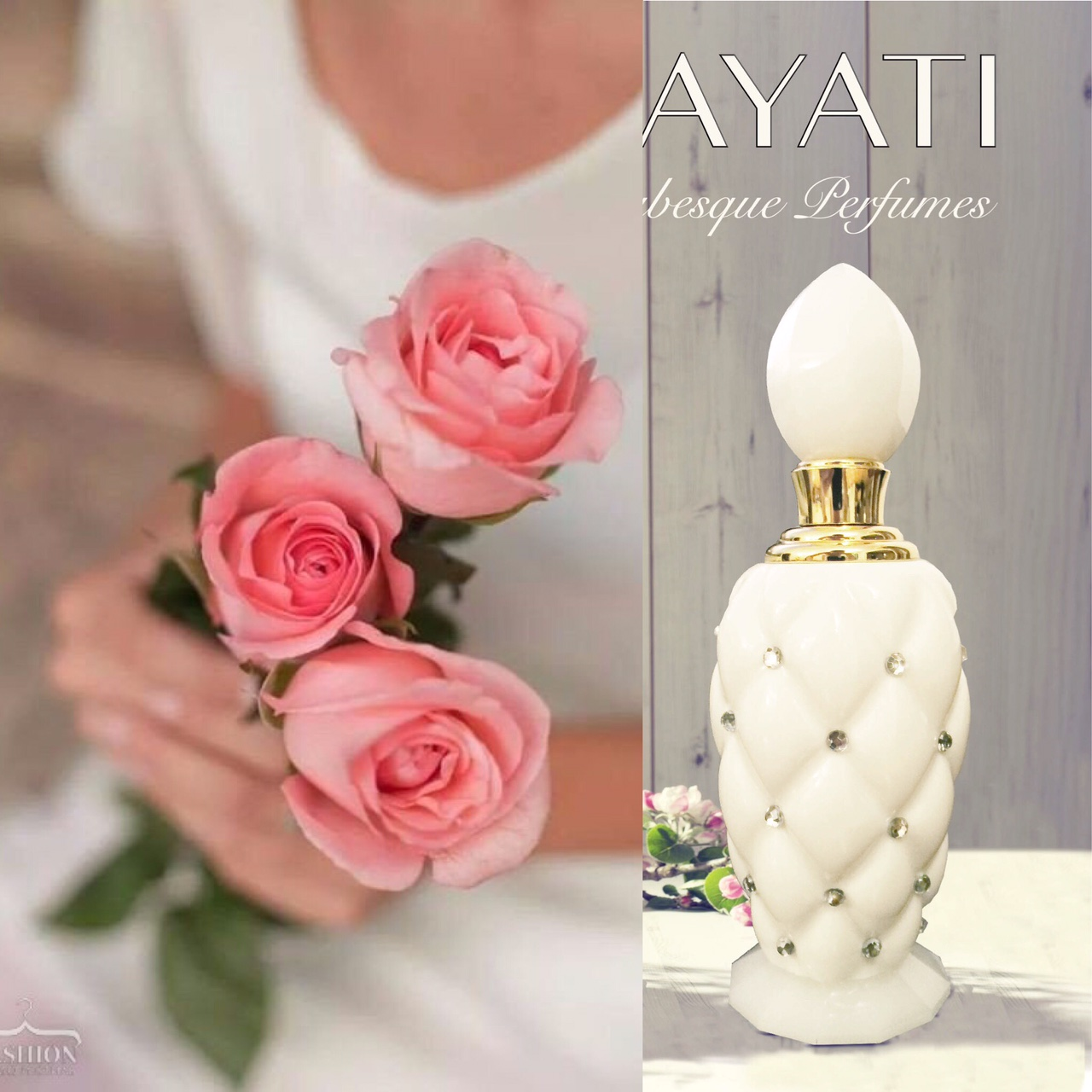 MUSK HAYATI, 12мл, Arabesque Perfumes